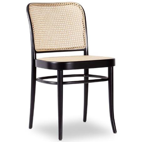 Modern Wooden Cane Chair