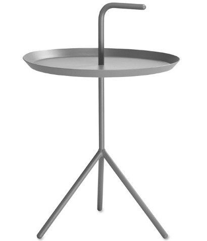 Modern Design Metal Classic Steel Side table with handle