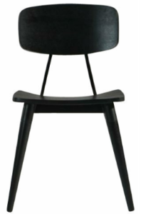 Replic Sean Dix Copine dining chair – black