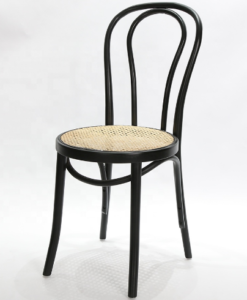 Commercial furniture bentwood cane seat thonet dining chair