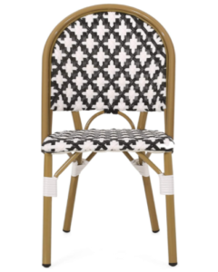 Outdoor French Bistro Dining Chairs For Wholesale